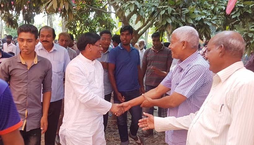 প্রতিধ্বনির হেমন্ত আড্ডা।