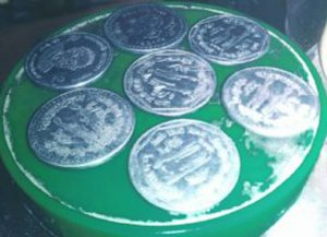 Jhenaidah coin Pic