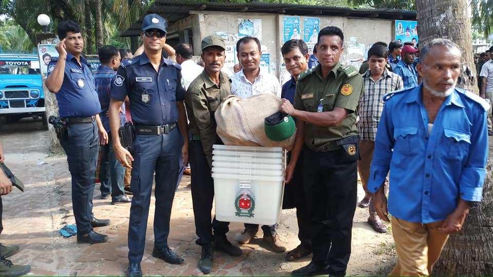 রাত পোহালেই কুতুবদিয়া উপজেলা পরিষদ নির্বাচন