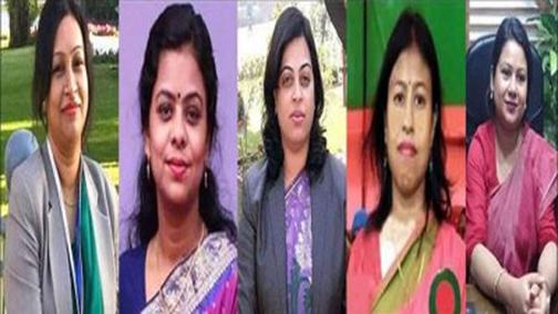ঝিনাইদহে ৫ নারী নির্বাহী অফিসারের মিশন