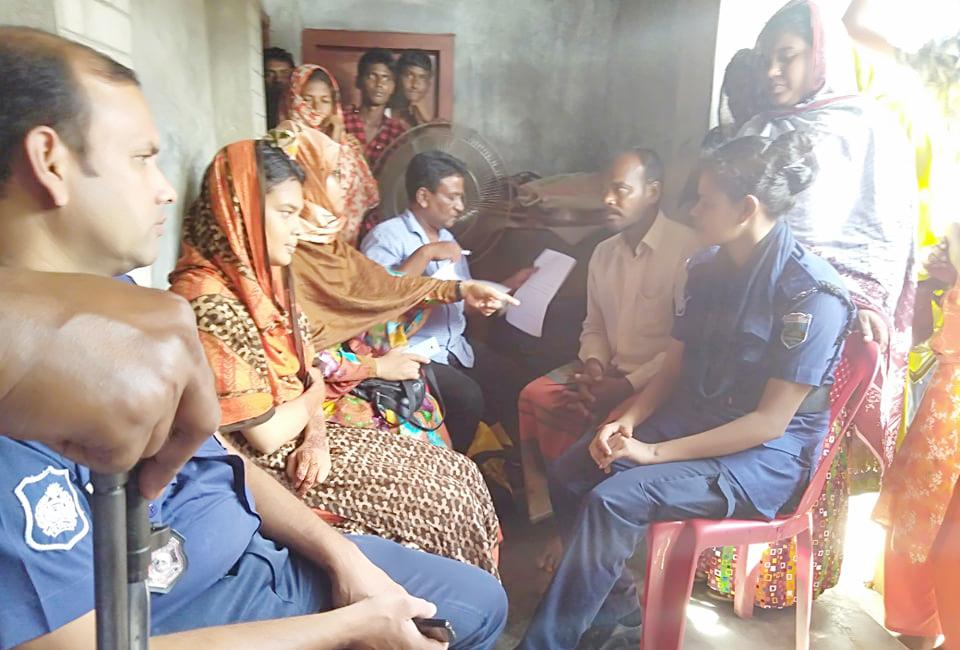 লালপুরে ৮ম শ্রেণীর ছাত্রী জেসমিনের বিয়ে বন্ধ করলো প্রশাসন