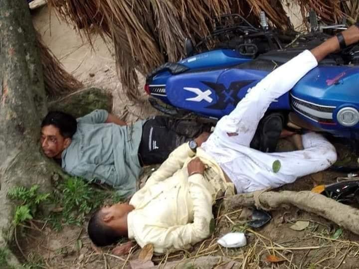 গফরগাঁওয়ে বেপরোয়া মোটরসাইকেল দুর্ঘটনায় নিহত ২ যুবক