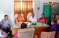 ত্রিশালে গুজিয়াম উচ্চ বিদ্যালয়ে পিতার রেখে যাওয়া আসনটির দায়িত্ব নিলেন-রুমা খানম